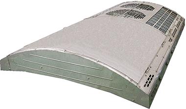 Roof Mounted type HVAC UNIT